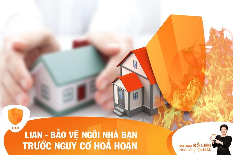Bảo hiểm cháy nổ nhà, chung cư