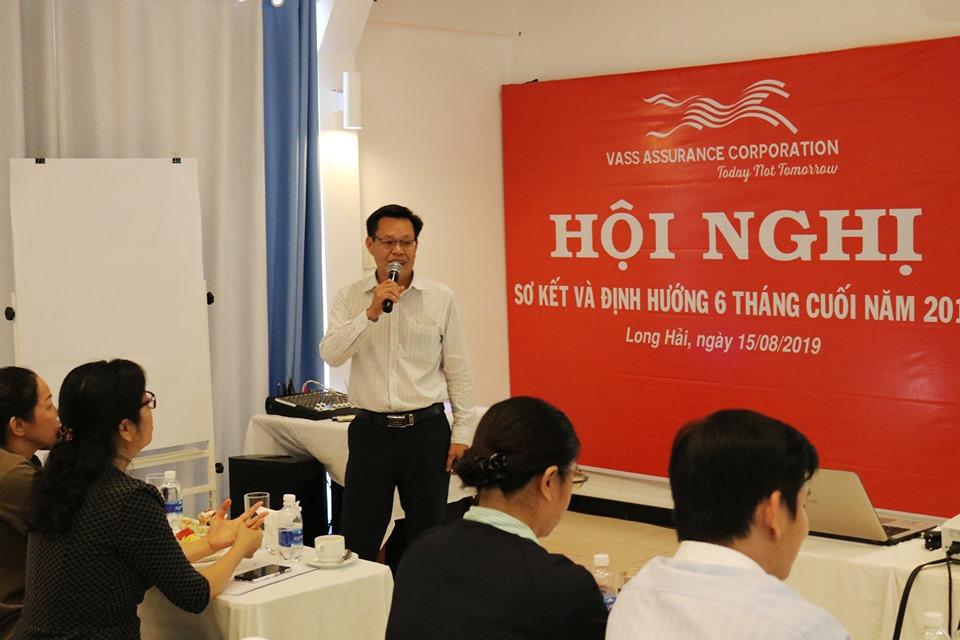 Phó TGĐ phụ trách Phát triển kinh doanh, ông Tạ Văn Kim