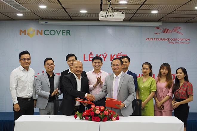 (Theo ictnews) Siêu app LIAN (VASS) ký thỏa thuận hợp tác chiến lược với  Moncover Việt Nam