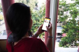 """(Theo Nhịp sống số) VASS ra mắt gói bảo hiểm """"Corona Care"""" qua app LIAN"""
