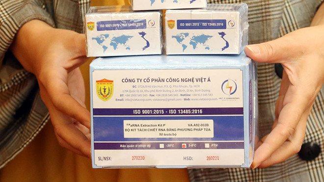 (Theo Thế Giới Tiếp Thị) Hội Doanh nhân trẻ Việt Nam ủng hộ 5 tỉ đồng cho việc sản xuất bộ kit phát hiện virus Covid-19
