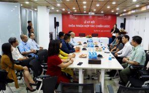 VASS & Sao Phương Nam ký kết thỏa thuận hợp tác chiến lược toàn diện