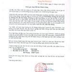 Thông báo: VASS ngưng cung cấp gói sản phẩm Corona Care