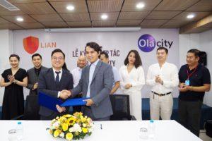 LIAN ký kết hợp tác với Ola City Vietnam, mở rộng tập khách hàng tiềm năng trên nền tảng công nghệ